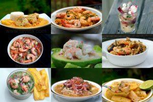 غذا در اکوادور