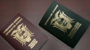 پاسپورت اکوادور